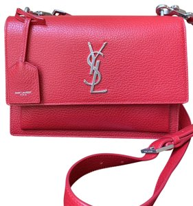 Saint Laurent Ysl Sunset Cross Body Bag