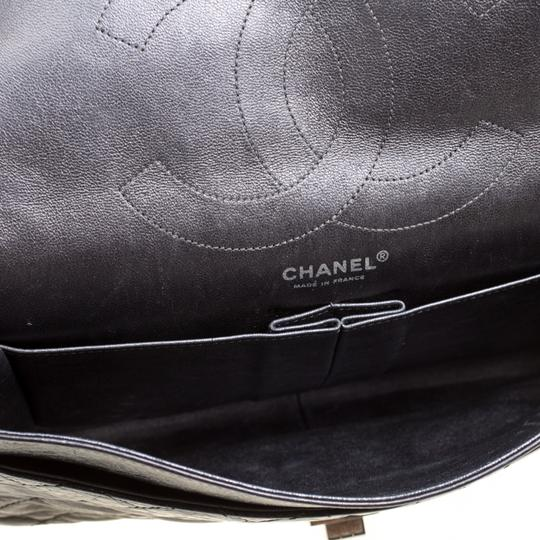 Chanel Quilted Leather 2.55 Classic Shoulder Bag Image 10