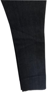 2ec6990ee Gucci Denim New Designer Runway Straight Leg Jeans-Dark Rinse
