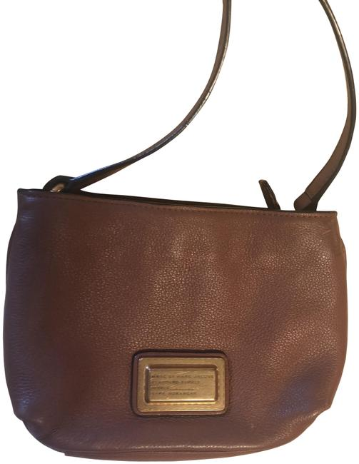 Marc by Marc Jacobs Brown Leather Cross Body Bag Marc by Marc Jacobs Brown Leather Cross Body Bag Image 1