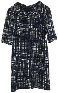 Michael Kors Collection Madeinitaly Wooldress Abstract Dress