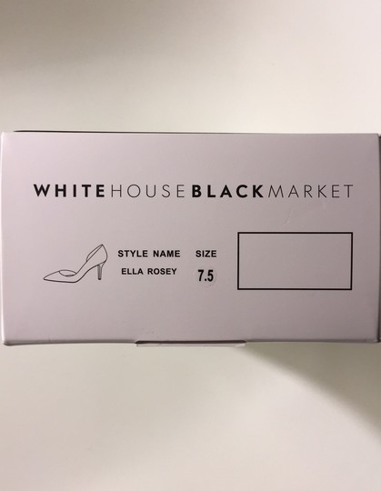 White House | Black Market Rosey Pumps Image 6
