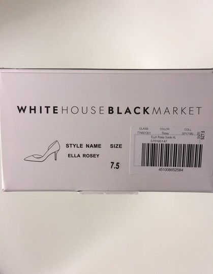 White House | Black Market Rosey Pumps Image 7