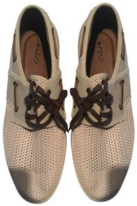 6e50f1b21550 ALDO tan brown Flats
