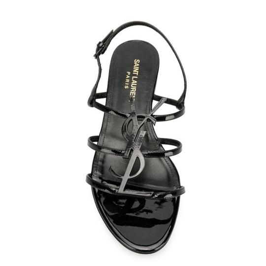 Preload https://img-static.tradesy.com/item/25328802/saint-laurent-black-cassandre-logo-sandals-size-eu-40-approx-us-10-regular-m-b-0-0-540-540.jpg