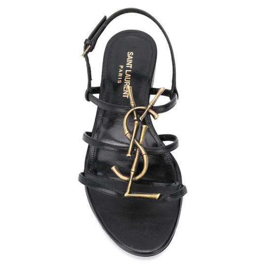 Preload https://img-static.tradesy.com/item/25328831/saint-laurent-cassandre-logo-sandals-size-eu-36-approx-us-6-regular-m-b-0-0-540-540.jpg