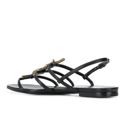 Saint Laurent BLACK Sandals Image 3