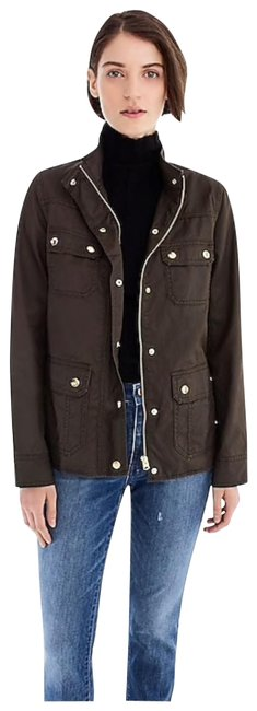 Item - Mossy Brown Tall Downtown Field Jacket Size 4 (S)
