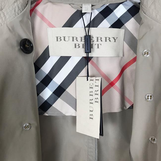 Burberry Brit Trench Coat Image 4