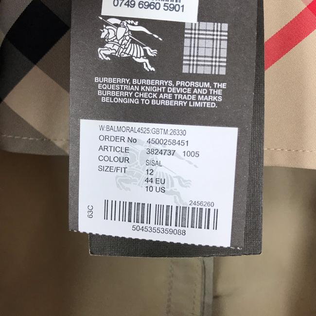 Burberry Brit Trench Coat Image 7