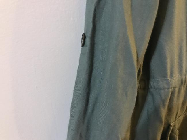 Soft Joie Viscose Twill Agave Green Jacket Image 3