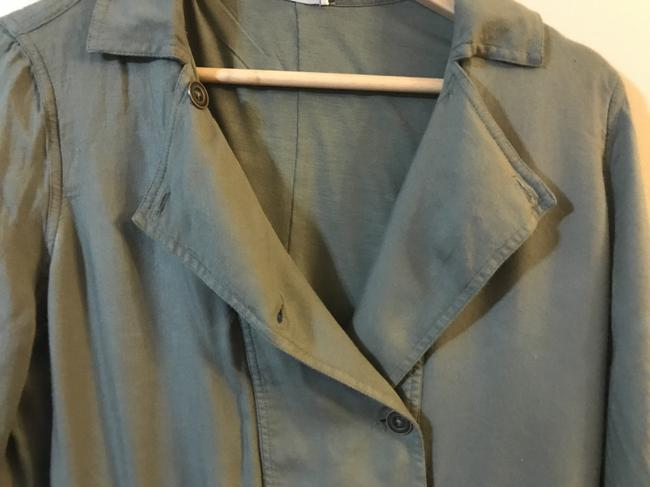 Soft Joie Viscose Twill Agave Green Jacket Image 4