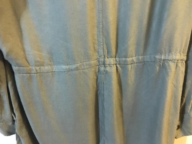 Soft Joie Viscose Twill Agave Green Jacket Image 6