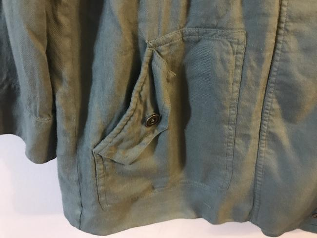 Soft Joie Viscose Twill Agave Green Jacket Image 7