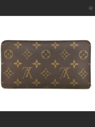 Louis Vuitton Monogram Zippy Wallet Image 1