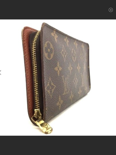 Louis Vuitton Monogram Zippy Wallet Image 2