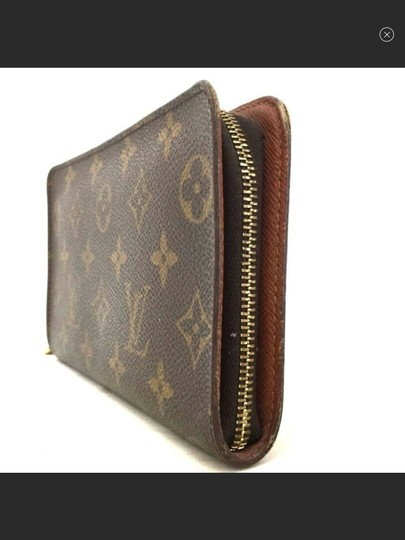 Louis Vuitton Monogram Zippy Wallet Image 3