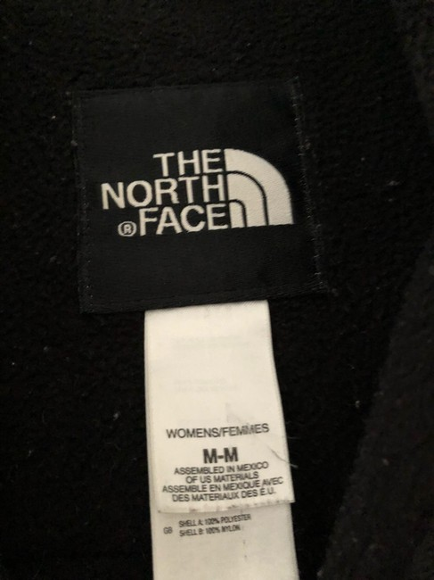 The North Face Black Jacket Image 3