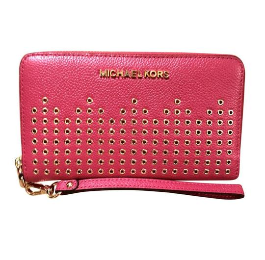 Preload https://img-static.tradesy.com/item/25329148/michael-kors-ruben-red-hayes-lg-flat-mf-phone-case-wristlet-wallet-0-0-540-540.jpg