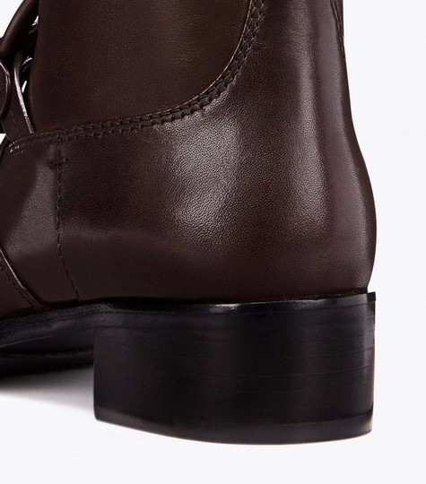 Tory Burch Burnt Chocolate Boots Image 2