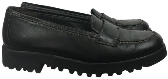 Preload https://img-static.tradesy.com/item/25329411/paul-green-black-leather-loafers-flats-size-us-7-regular-m-b-0-1-540-540.jpg