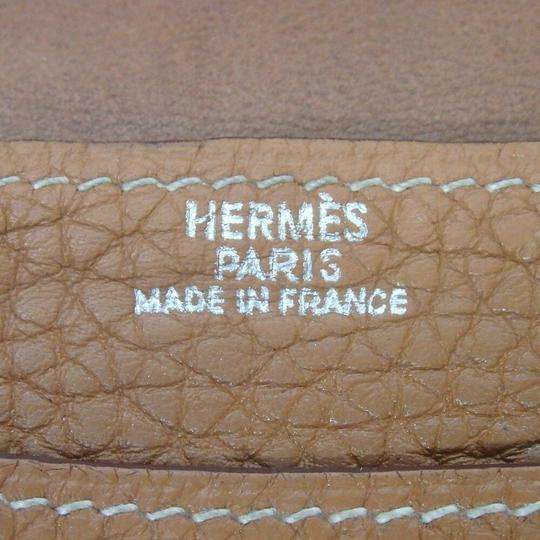 Hermès Dogon Card case mini wallet Image 10