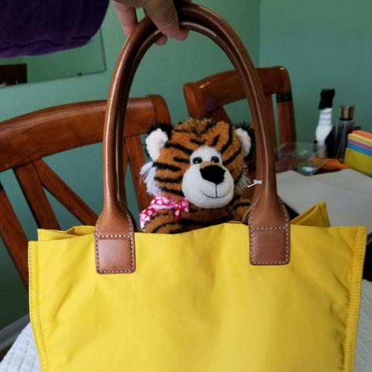 Tory Burch Tote in Yellow Image 2