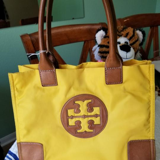 Tory Burch Tote in Yellow Image 7