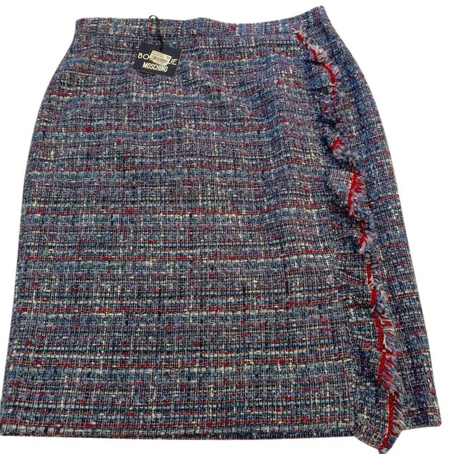 Preload https://img-static.tradesy.com/item/25329513/moschino-blue-red-cream-tweed-boutique-skirt-size-12-l-32-33-0-1-650-650.jpg