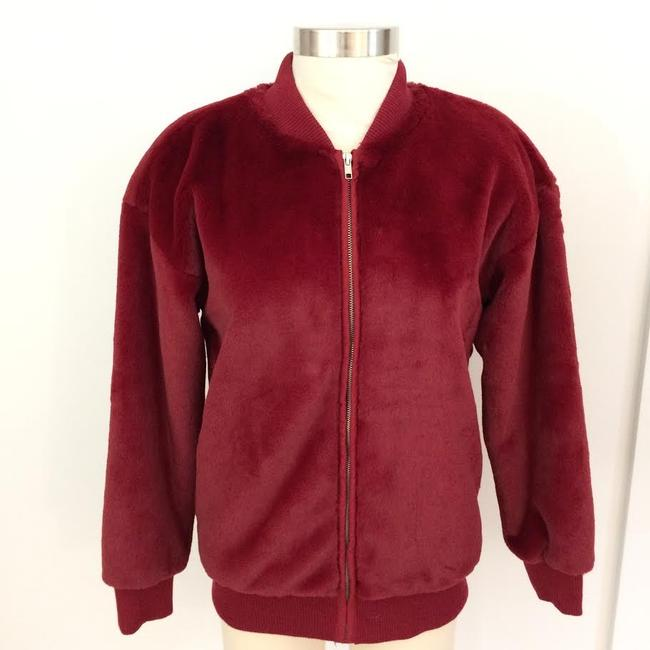 Carmar RED Jacket Image 7