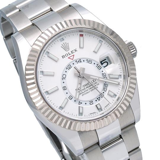 Rolex Rolex Sky-Dweller 326934 42MM White Dial With Stainless Steel Image 2