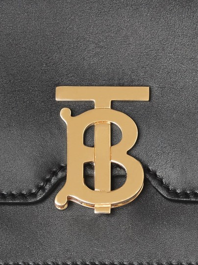Burberry Gold Hardware Belted Cross Body Bag Image 4