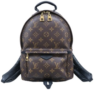 a71fe1bb20a1 Louis Vuitton Lv Pm Monogram Candace Palm Springs Backpack