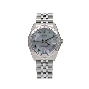 Rolex Rolex Datejust 178344 31MM Mother of Pearl Dial With Stainless Steel