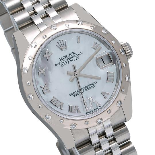 Rolex Rolex Datejust 178344 31MM Mother of Pearl Dial With Stainless Steel Image 2