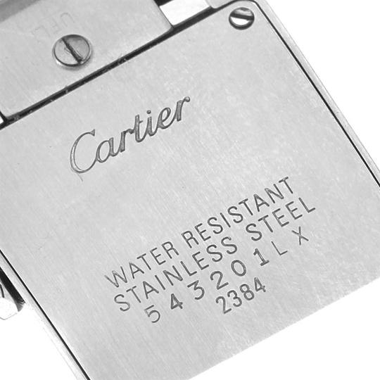 Cartier Cartier Tank Francaise Silver Pink Dial Limited Edition Watch W51031Q3 Image 5