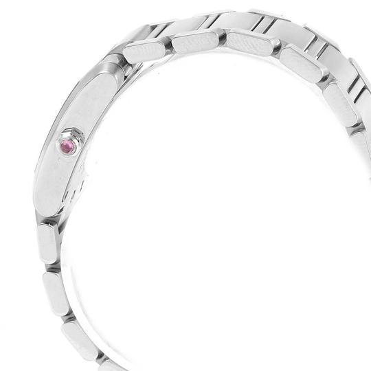 Cartier Cartier Tank Francaise Silver Pink Dial Limited Edition Watch W51031Q3 Image 6