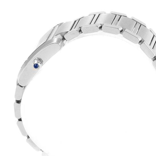 Cartier Cartier Tank Francaise Stainless Steel Ladies Watch W51008Q3 Image 6