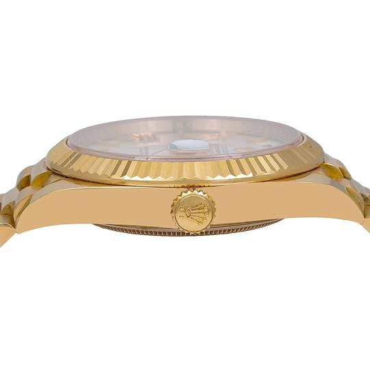Rolex Rolex Day-Date 228238 40MM Silver Dial With Yellow Gold President Image 3