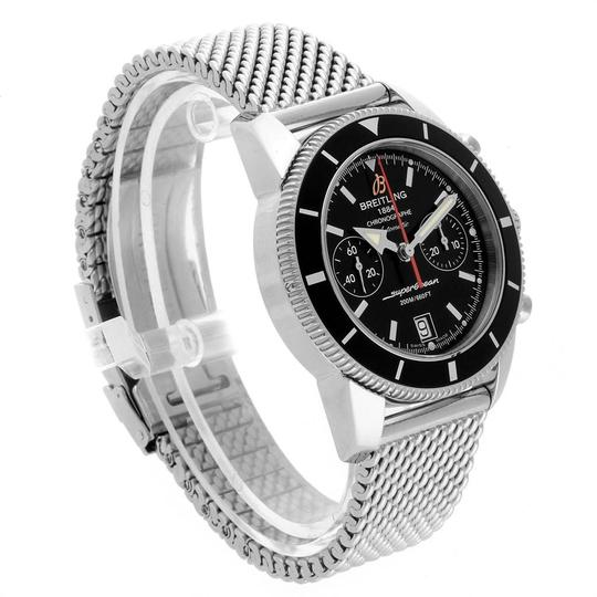 Breitling Breitling SuperOcean Heritage 44 Chrono Black Dial Watch A23370 Image 2