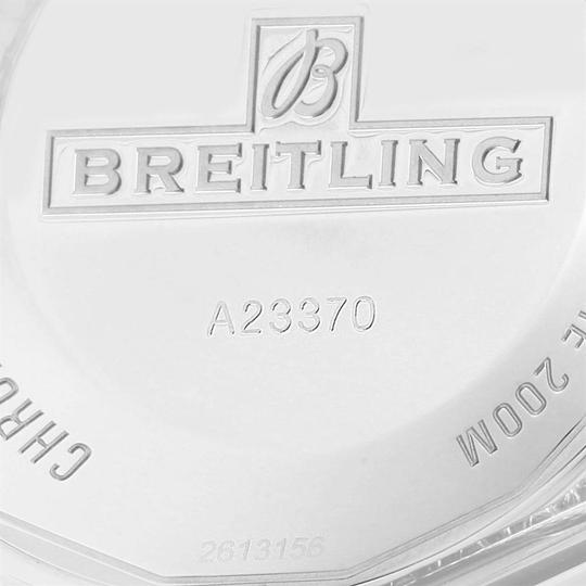 Breitling Breitling SuperOcean Heritage 44 Chrono Black Dial Watch A23370 Image 5