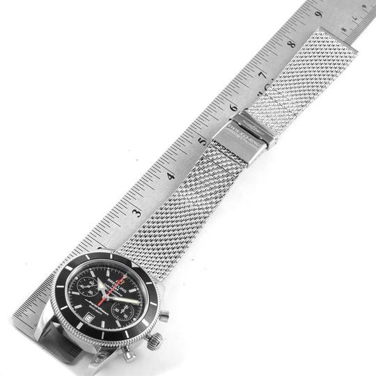 Breitling Breitling SuperOcean Heritage 44 Chrono Black Dial Watch A23370 Image 7