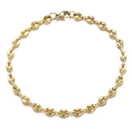 Other GUCCI STYLE 5MM/ 7.5 INCH WOMEN'S BRACELET Image 6