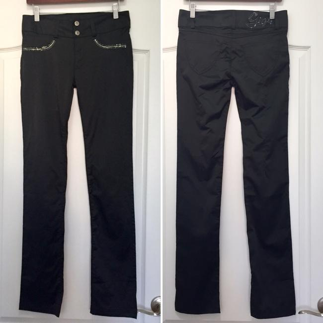 Other Straight Pants Black Image 1