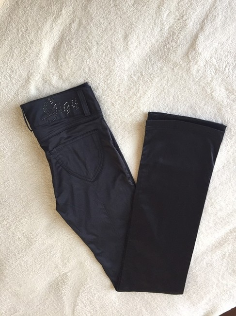 Other Straight Pants Black Image 5