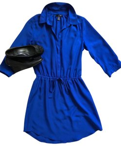 Aqua Dresses Aqua shirtdress