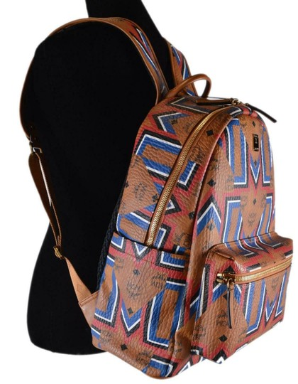 MCM Purse Tote Stark Backpack Image 1