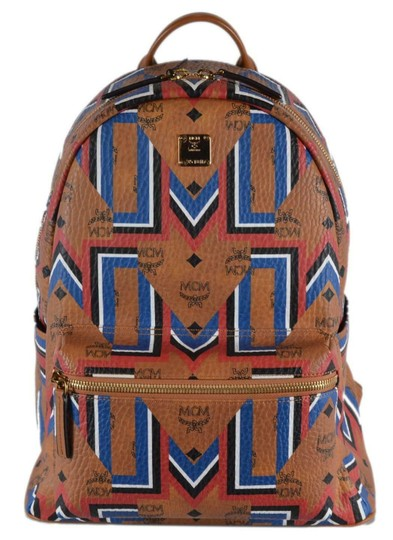 MCM Purse Tote Stark Backpack Image 2