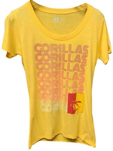 Russell Athletic Top yellow