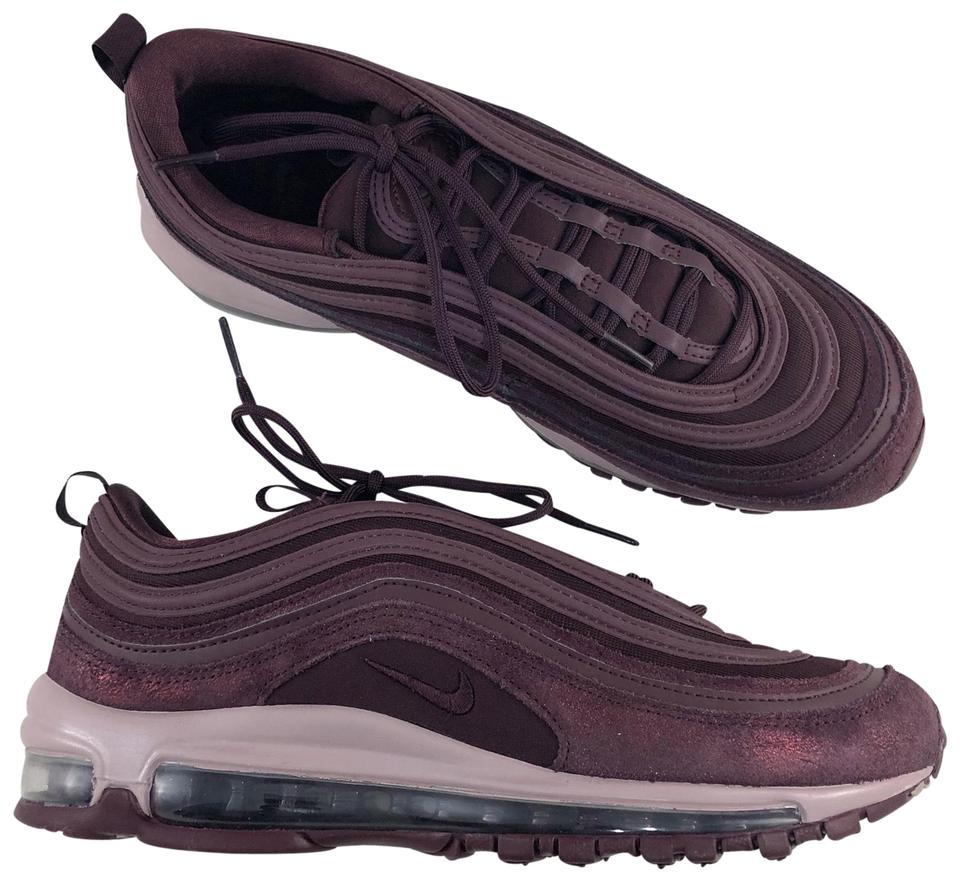 best sneakers ee1f1 c6072 Nike Burgundy Women's Air Max 97 Crush Dressed In A Cool-weather Friendly  Combination Of Crush And Sneakers Size US 10 Narrow (Aa, N) 19% off retail